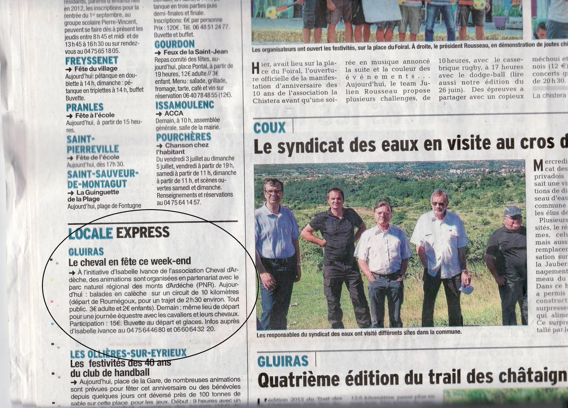 D l local express 27 juin 2016